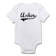 Asher (vintage) Infant Bodysuit