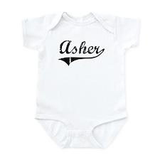 Asher (vintage) Onesie