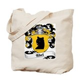 Abel Family Crest Tote Bag
