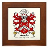 Arnold (Sir, Acquired Llanthony Abbey) Framed Tile