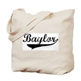 Baylor (vintage) Tote Bag