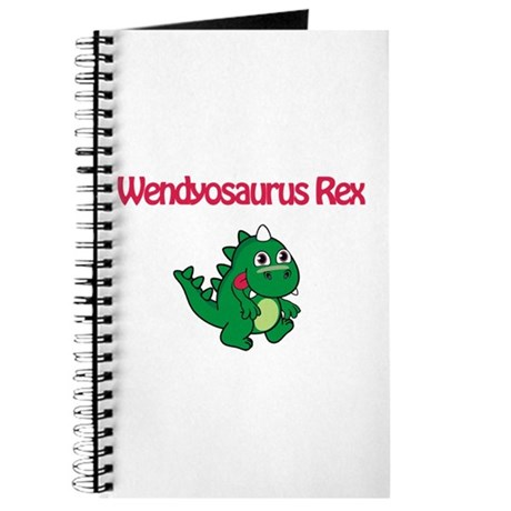 Wendyosaurus Rex Journal