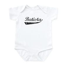 Batista (vintage) Infant Bodysuit
