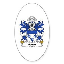 Adam (AP HYWEL) Oval Decal