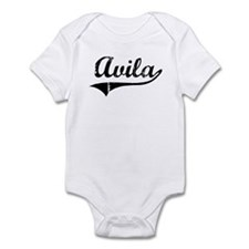 Avila (vintage) Infant Bodysuit