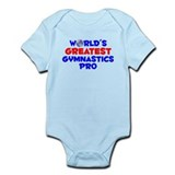 World's Greatest Gymna.. (A) Onesie