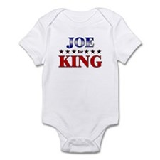 JOE for king Infant Bodysuit
