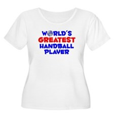 World's Greatest Handb.. (A) T-Shirt