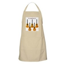 Flamenco guitar apron for summer fun