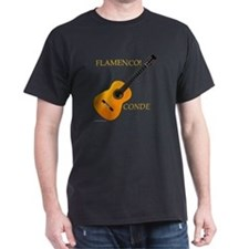 Conde Hermanos Flamenco Guitar T-Shirt