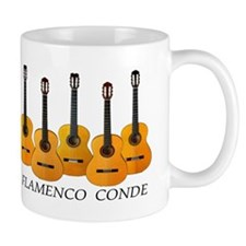Flamenco guitar conde Mug