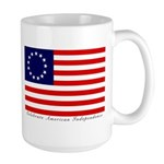 Large Betsy Ross Flag Mug