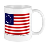 Betsy Ross Flag Coffee Mug
