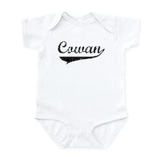 Cowan (vintage) Infant Bodysuit