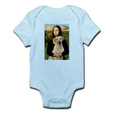 Mona Lisa / Lab (y) Infant Bodysuit