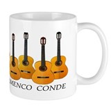 I love flamenco Conde Guitars Mug
