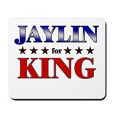 JAYLIN for king Mousepad