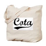 Cota (vintage) Tote Bag
