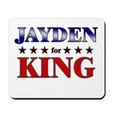 JAYDEN for king Mousepad