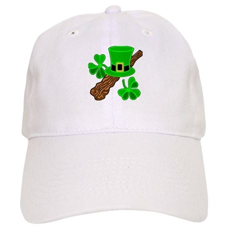 Leprechaun Hat and Shillelagh Cap