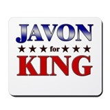 JAVON for king Mousepad