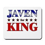 JAVEN for king Mousepad