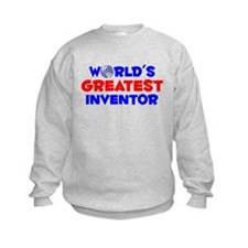 World's Greatest Inven.. (A) Sweatshirt