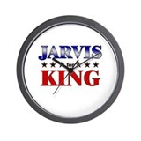 JARVIS for king Wall Clock