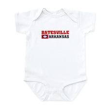 Batesville Infant Bodysuit