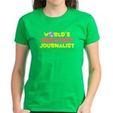 World's Greatest Journ.. (B) Tee