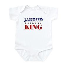 JARROD for king Infant Bodysuit