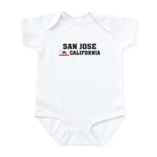 San Jose Infant Bodysuit