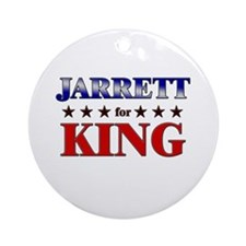 JARRETT for king Ornament (Round)