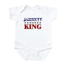 JARRETT for king Onesie