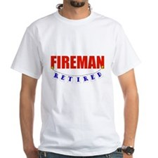 Retired Fireman Shirt