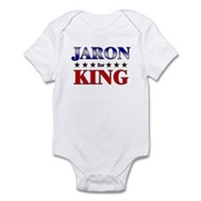 JARON for king Infant Bodysuit