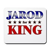 JAROD for king Mousepad