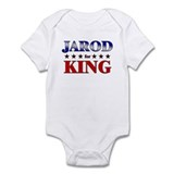 JAROD for king Onesie