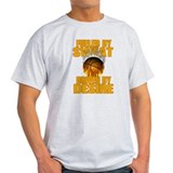 Basketball Fueled by Sweat T-Shirt