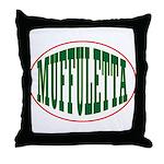Muffuletta Throw Pillow