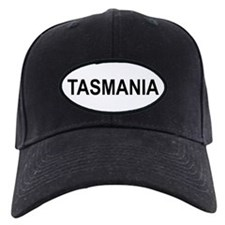 Tasmania Oval Baseball Hat