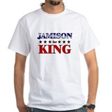 JAMISON for king Shirt