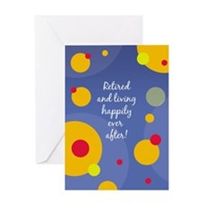 Retirement Greeting Card