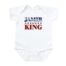 JAMIR for king Infant Bodysuit