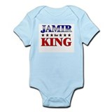 JAMIR for king Onesie