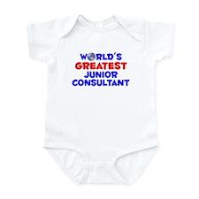 World's Greatest Junio.. (A) Infant Bodysuit