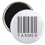 Farmer Barcode Magnet