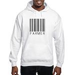 Farmer Barcode Hooded Sweatshirt