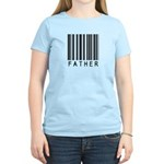 Father Barcode Women's Light T-Shirt
