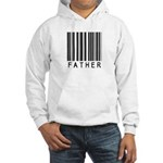 Father Barcode Hooded Sweatshirt